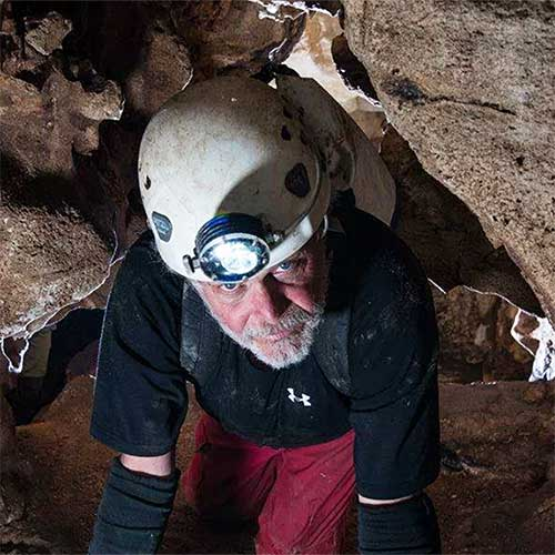 Bill Steele - Deep Cave Explorer and Author