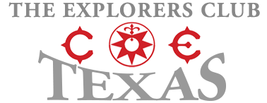 Explorers Club - Texas Chapter Logo