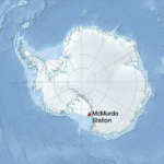 McMurdo Station, Antartica
