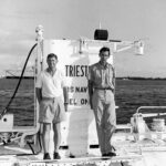 Don Walsh, Jacques Piccard 60th Anniversary of Deepest Dive