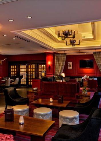 Steven F Bar interior